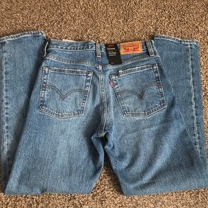 BRAND NEW LEVIS WEDGIE FIT
